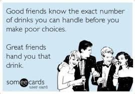Funny Ecards - Great friends - Funny Memes via Relatably.com