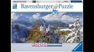 Time Lapse <b>Puzzle</b> - <b>Neuschwanstein Castle</b> - Ravensburger 2000 ...