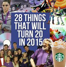 28 Things That Will Turn 20 In 2015 via Relatably.com