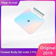 Pre sale New Original Huawei <b>Body</b> Fat Scale 2 Pro <b>WIFI Bluetooth</b> ...