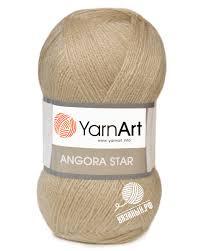 <b>Пряжа YarnArt Angora star</b> – купить по самой дешевой цене: 138 ...