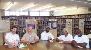 Image result for prison libraries