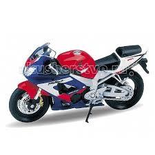 <b>Welly Модель мотоцикла 1:18</b> Motorcycle Honda CBR900RR ...
