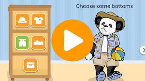 <b>Teddy</b> Dresser | LearnEnglish Kids | British Council