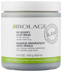 Biolage <b>Маска для придания объема</b> R.A.W. Uplift Re-Bodify ...