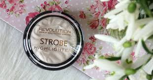 Review: <b>Makeup Revolution Strobe</b> Highlighter - Ever Glow Lights ...