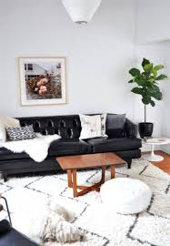 5 things to try this weekend black leather black leather living room