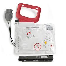 Lifepak® <b>Replacement Kit for</b> Charge-Pak™ <b>Battery</b> Charger with ...