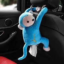 Creative PIPI Monkey Tissue Box Tissue Holder,Cute ... - Amazon.com