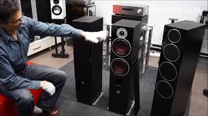 Обзор <b>напольной акустики Dali</b> Zensor 7 - YouTube