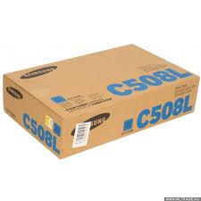<b>Картридж Samsung CLT-C508L/SEE</b> для CLP-620/670/CLX-6220 ...
