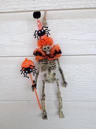 <b>Halloween Decoration Spider</b> Guy Skeleton Halloween <b>Ornament</b> ...