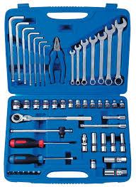 <b>Универсальный набор инструментов 50</b> предметов KING TONY ...
