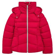 Купить <b>куртку Mayoral</b> детскую Красная <b>демисезонную</b> 41630 в ...