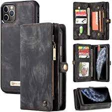 Zttopo iPhone 11 Pro Wallet Case, 2 in 1 Leather ... - Amazon.com