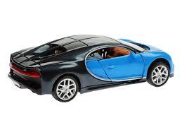 <b>Игрушка MC Five</b> Машинка инерционная Bugatti синий купить в ...