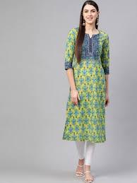 Buy <b>Latest</b> Designer Kurtis, Kurtas & Designer Tunics Online| Nykaa ...