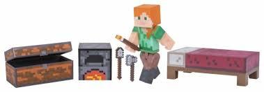 <b>Игровой набор</b> Jazwares <b>Minecraft</b> Алекс с <b>набором</b> для ...