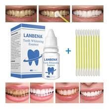 <b>Отбеливающая Пудра для зубов</b> LANBENA с эссенцией ...