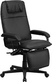high back black leather executive reclining swivel office chair cheap office chairs amazon