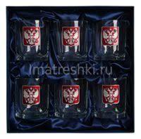 """Подарочный <b>набор</b> стаканов для <b>виски</b> """"Российский стиль ..."""