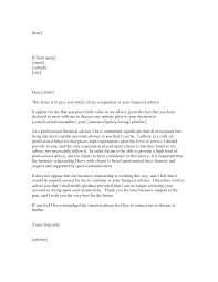 resignation letter format client s sincere resignation letter client s sincere resignation letter street suburb city notice misjudged further discuss contact