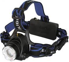 <b>Фонарь</b> ultraflash e150 black