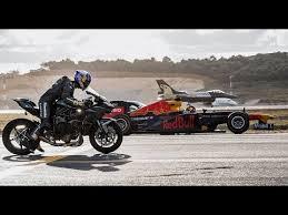 <b>Kawasaki Ninja</b> H2R Vs F1 Car Vs F16 Jet Vs Super-Cars Vs ...