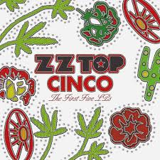 ZZ Top - Cinco: The First Five LPs - Vinyl Reviews