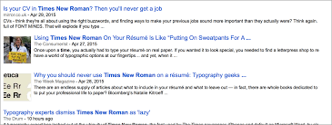 why you should use times new r on résumés times new r will also kill your dog and give you gout