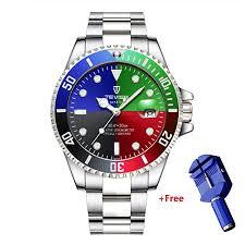 relojo mascuino <b>TEVISE</b> Quartz <b>Men Watch</b> Calendar <b>Luxury</b> ...