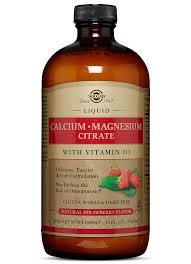 <b>Liquid Calcium</b> Magnesium Citrate with <b>Vitamin D3</b> - Natural ...