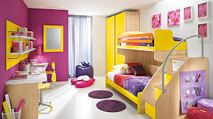 colours for a bedroom: childrens bedrooms with bright cheerful colours