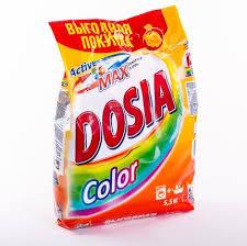 <b>Стиральный порошок DOSIA Color</b> автомат, 5,5кг: оптовые цены ...