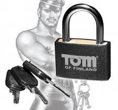 <b>Tom of Finland</b> Metal <b>Lock</b> - <b>замок</b> – купить в секс-шопе Ловеласка ...