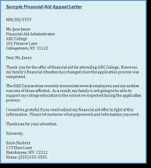 Financial Aid Appeal Letterstrog.net   strog.net College Financial Aid Appeal Letter RtJT3qRQ
