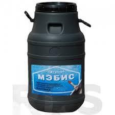 <b>Мастика битумно</b>-<b>полимерная МЭБИС</b> 50 кг. / <b>ГРИДА</b> - купить по ...