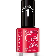 <b>Гель-лак для ногтей Super</b> Gel Nail N Roll 042 12 мл RIMMEL ...