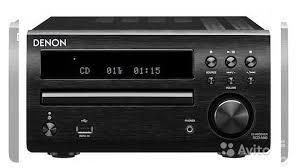 <b>CD</b>-<b>ресивер Denon</b> RCD-M40 купить в Санкт-Петербурге с ...
