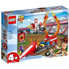 Купить <b>конструктор LEGO Toy Story</b> Трюковое шоу Дюка Бубумса ...