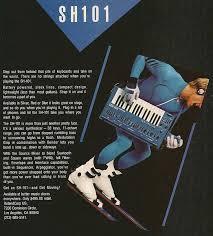 <b>Retro</b> Thing: <b>Roland SH</b>-<b>101</b>: A Keytar Ready To Hit The Slopes ...