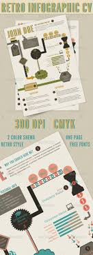 17 best images about resume ideas infographic beautiful creative and cheap vintage retro infographic resume