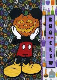 Card <b>Trio</b> Kit: <b>Mickey Mouse</b> Boo Crew (With images) | <b>Disney</b> ...