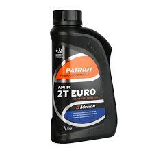 <b>Масло полусинтетическое PATRIOT G-Motion</b> 2Т EURO 1л арт ...