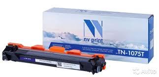 <b>Картридж NV Print TN-1075T</b> для Brother купить в Ярославской ...