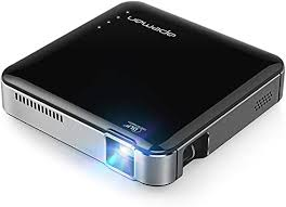 APEMAN NM4 <b>Mini Portable</b> Projector, Video DLP <b>Pocket</b> Projector