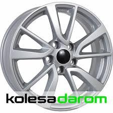 Купить колесный диск <b>КиК Серия Реплика КС699</b> (17 Qashqai J11 ...