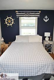 Nautical Themed Bedroom Decor Anchor Themed Room
