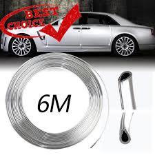 <b>6M Car</b> Door Edge Scratch Guard Protector Trim Strip <b>Roll</b> | Shopee ...