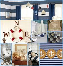 Nautical Decor Living Room Bathroom Decorating Ideas Nautical Nautical Decor Ideas